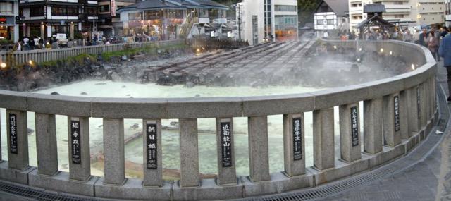 「温泉教授」松田忠徳が選んだトップ12温泉