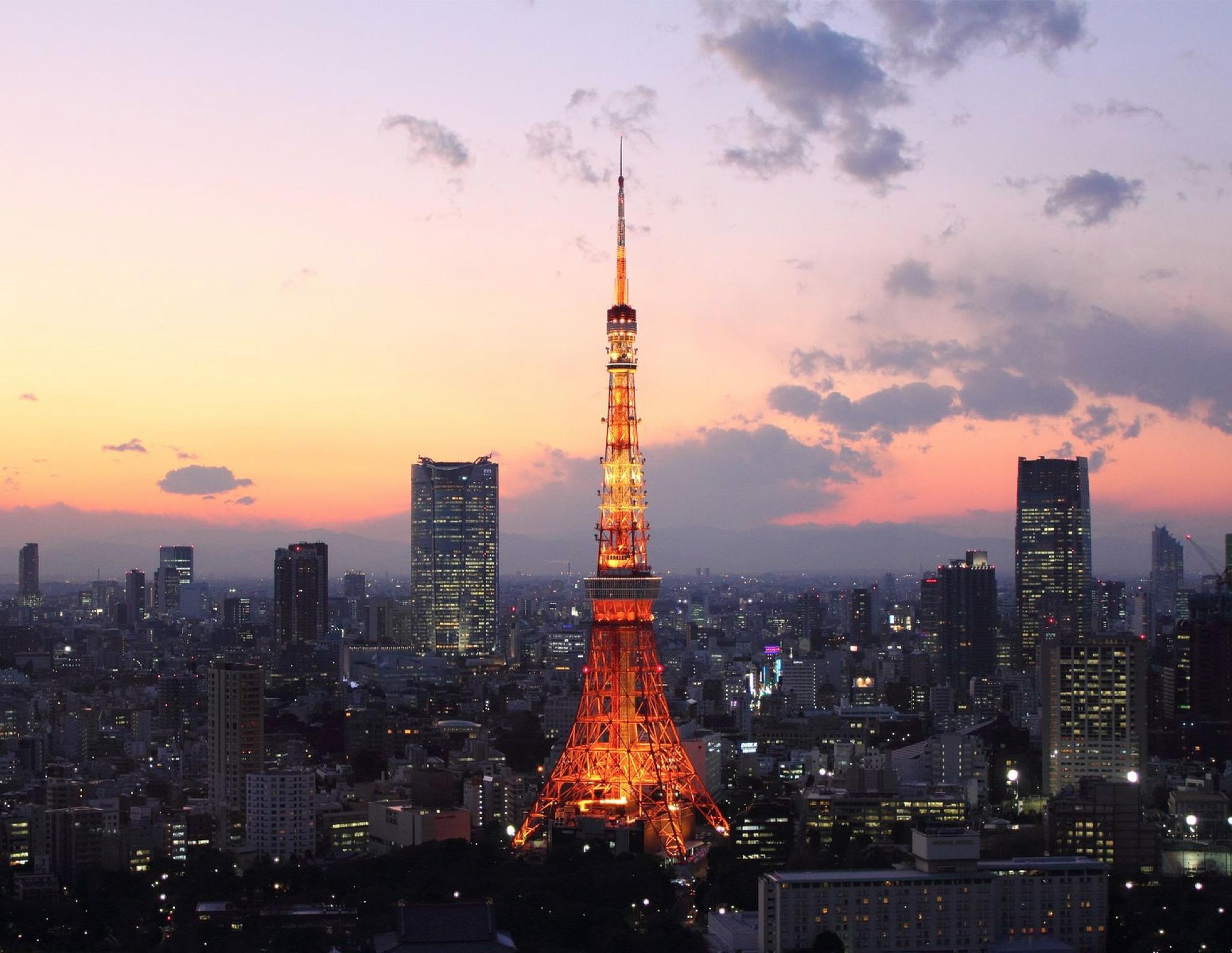 東京で1日あったらこんなことが出来ますよ
