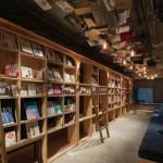 泊まれる本屋・Book & Bed ホステル