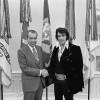 エルヴィス・プレスリーとニクソン大統領が出会ったとき