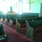 教会を訪れる外国人のための「座席聖書」