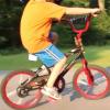 脳を逆回転させる自転車