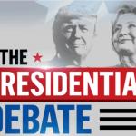 アメリカ大統領選第3回討論会(ディベート)のライブ配信
