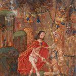 「地獄」と題されたクリスマス説教